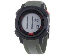 PUMA TIME Herren-Armbanduhr XL NEXT Digital Quarz Resin PU911151003