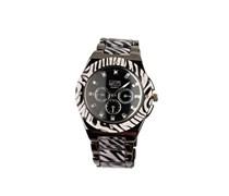Eton Damen-Armbanduhr Analog Kunststoff schwarz 2991J-ZB