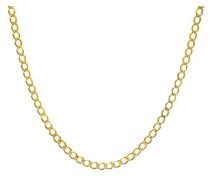 Herren Unisex Damen 9 Karat (375) Gold  9 Karat (375) Gelbgold