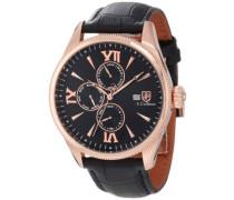 Herren- Armbanduhr Analog Quarz SC0172