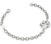 Morellato Damen Armband Edelstahl Ducale silber SAAZ08