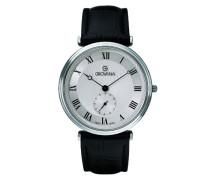 Herren-Armbanduhr 1276.5538 Analog Leder Schwarz 1276.5538