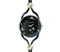 Damen-Armbanduhr Analog Quarz Leder A0525PNIN