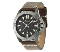 Timberland Herren-Armbanduhr LITCHFIELD Analog Quarz 14532JSU/02