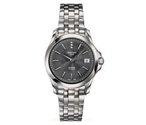 Certina Damen-Armbanduhr XS Analog Quarz Edelstahl C004.210.44.086.00
