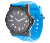 s.Oliver Herren-Armbanduhr XL Analog mit angesagtem Kunststoffband SO-2368-PQ