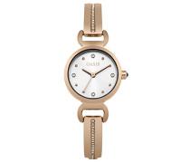 Oasis Damen-Armbanduhr Analog Quarz B1574