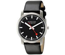 Herren-Armbanduhr SBB Simply Elegant 41mm Analog Quarz A6383035014SBB