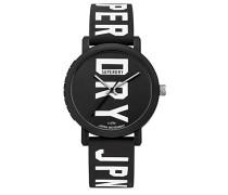 Unisex Erwachsene-Armbanduhr SYGSYG196BBW