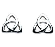 Damen-Ohrringe Sterling Silber