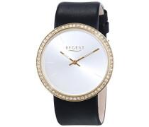 Damen-Armbanduhr Analog Quarz Leder 12100590