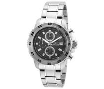 Herren- Armbanduhr Stoppuhr Quarz