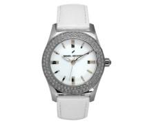 Damen-Armbanduhr Analog Quarz Leder DHD 003S-BB