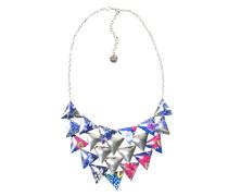 Damen-Halskette Global traveller Versilbert-71G9EJ45016U