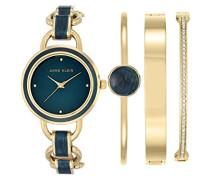 Anne Klein Damen-Armbanduhr Analog AK/N2750NVST