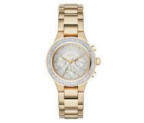 Damen-Armbanduhr Analog Quarz Edelstahl NY2395
