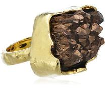 Ring Mara 24ct gelb vergoldet