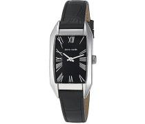 Pierre Cardin Damen-Armbanduhr Special Collection Analog Quarz Leder PC104662S04