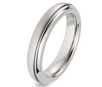 Unisex -Ehe, Verlobungs & Partnerringe Ringgröße 53 (16.9) - OR52441/53