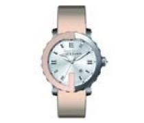 Damen-Armbanduhr Analog Quarz Leder 8500505