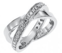 Damen Ring, Sterling-Silber 925, 60 (19.1), D2202560