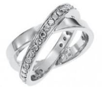 Damen Ring, Sterling-Silber 925, 58 (18.5), D2202558