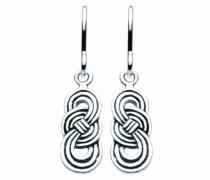 Damen-Ohrhänger Sterling-Silber 925 62061OX004