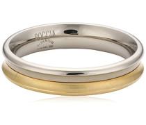 Boccia Damen-Ring Titan gold Gr.48 0117-0148