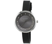 Damen-Armbanduhr Analog Quarz schwarz 701516103