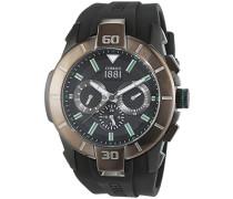 Herren-Armbanduhr XL FANO Analog Quarz Silikon CRA097F224G