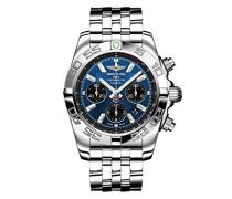 Herren-Armbanduhr Windrider Chronograph Automatik Edelstahl AB011012/C789/375A