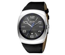 ! Damen-Armbanduhr Analog Quarz Leder JP100681F04