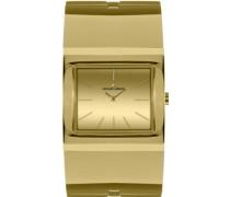 La Passion Damen-Armbanduhr Cannes Analog Edelstahl beschichtet 1-1599C