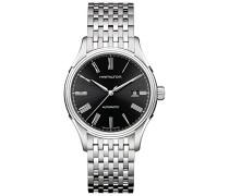 Herren-Armbanduhr XL Analog Automatik Edelstahl H39515134