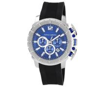 Herren-Armbanduhr Analog Quarz Resin VC/1019BLSV
