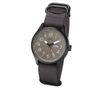 Limit Herren-Armbanduhr Pilot Watch Analog Quarz Nylon 5494.01