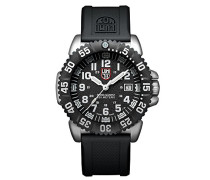Navy SEAL Steel Colormark Herren-Armbanduhr Analog Quarz Plastik - XS.3151.NV