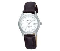 Damen-Armbanduhr XS Modern Analog Quarz Leder PXT917X1