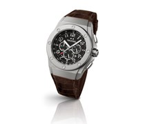 TW Steel Herren-Armbanduhr XL CEO TECH Chronograph Quarz Leder TWCE4014