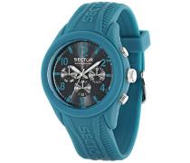 Herren-Armbanduhr Analog Quarz Kautschuk R3251576008