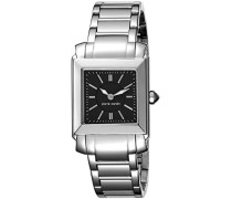 Damen-Armbanduhr Le Lustre Chronograph Quarz Edelstahl Swiss Made