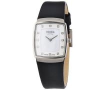 Damen-Armbanduhr XS Titanium Analog Quarz Leder 3237-01