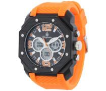 Herren-Armbanduhr Tokio Analog - Digital Quarz Silikon BM901-620A