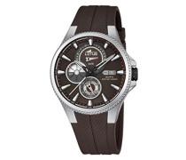 Herren-Armbanduhr Analog Quarz Plastik 18318/3
