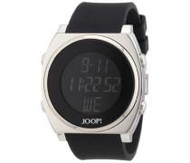 Herren-Armbanduhr XL Pulse Digital Quarz Plastik JP100751F01