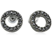 Jewelry Damen-Ohrstecker aus der Serie Classic hematite beschichtet hematite beschichtet 1.0 cm 611313113