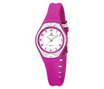 watches Mädchen-Armbanduhr Analog Kautschuk K5163/K