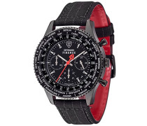 DETOMASO Herren-Armbanduhr Chronograph Quarz DT1071-E