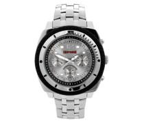 Herren-Armbanduhr Analog Quarz Edelstahl 92-0007-503