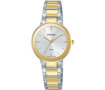 Damen-Armbanduhr  Analog Quarz Edelstahl beschichtet PH8284X1